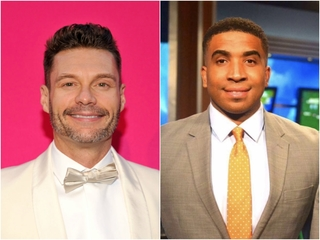 Ryan Seacrest gives WCPO anchor shout out