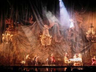 First look: Cirque du Soleil's 'Corteo'
