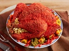 Yes, Flamin' Hot Cheetos turkey is a thing