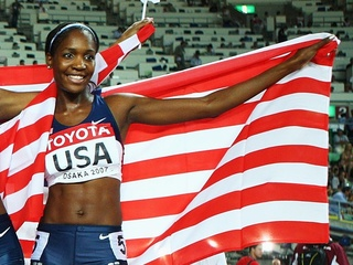 Why Olympic gold medalist teaches second graders