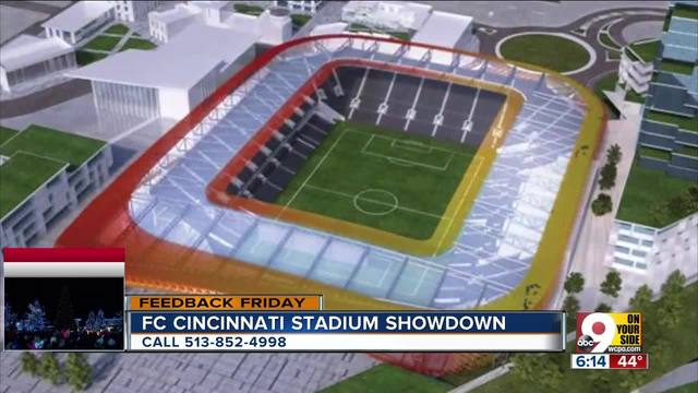 Feedback Friday- Stadium showdown