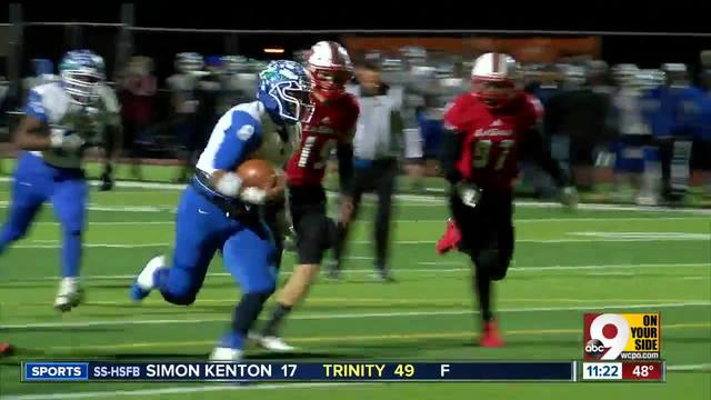 Watch Part 2 of WCPO-s Friday Football Frenzy for Nov- 17- 2017