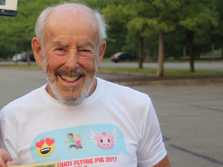 Thanksgiving Day Race just a jog for 95-year-old