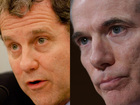 Two senators, two takes on tax reform