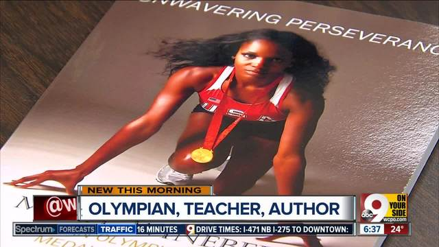 After winning Olympic gold- Mary Wineberg came back to teach in Hyde Park