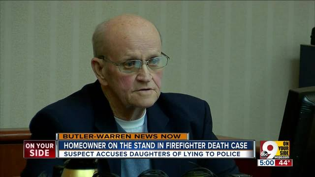 Lester Parker says daughters lied on witness stand- prosecutor put them up to it