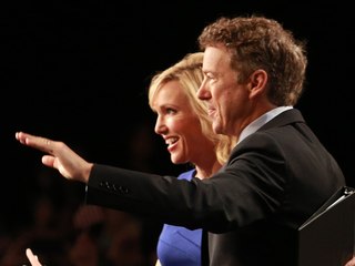 Rand Paul's wife on 'blindside attack'