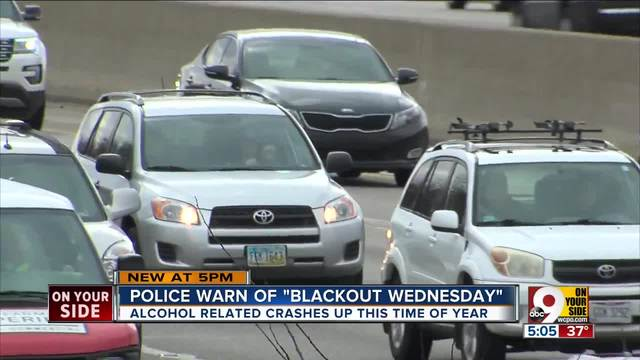 Police warn of -Blackout Wednesday- ahead of Thanksgiving