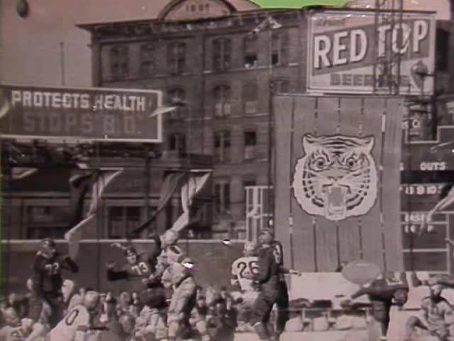 Eighty years ago- original Cincinnati Bengals played at Crosley Field