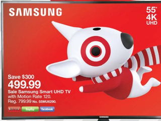 Was Samsung's Black Friday 4K TV deal a hoax?