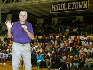Jerry Lucas talks Middletown memories