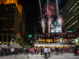 Fountain Square ice rink will open Oct. 27