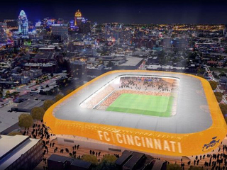 Police: Flyers not linked to FC Cincy stadium