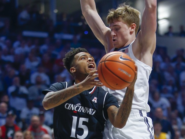 Crosstown Shootout: Xavier beats Cincinnati 89-76
