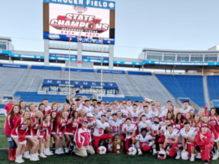 Beechwood never gets tired of winning state