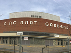 Cincinnati Gardens letters are being removed