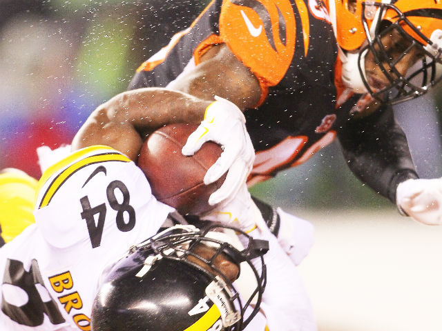 Steelers WR JuJu Smith-Schuster, Bengals S George Iloka suspended 1 game