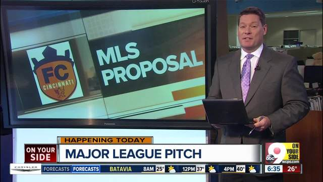 FC Cincinnati coaches- owners in New York City to convince MLS to grant…