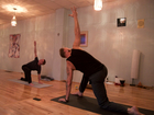 Former addict teaches yoga to people in recovery