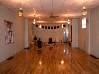 A look inside True Freedom Recovery Yoga