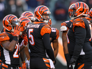 Should the Bengals lose rest of their games?