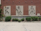 Cincinnati Gardens sculptures to be saved