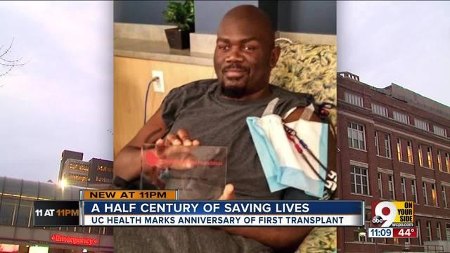 50 years of kidney transplants at UCMC
