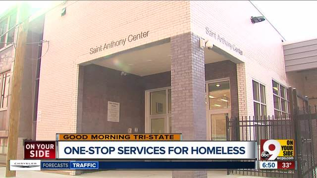 Saint Anthony Center in OTR offers numerous services under one roof for…
