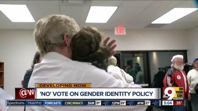 Lakota Local School District votes against transgender bathroom inclusion policy