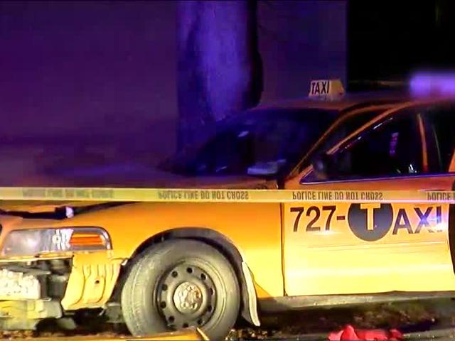 PD: Newport taxi driver shot dead