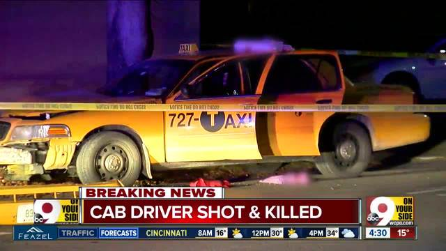 PD- Newport taxi driver shot dead in attempted robbery