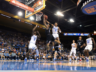Washington, No. 25 Cincinnati beat UCLA 77-63