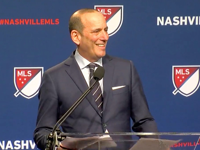 MLS Team Appears Headed To Nashville; No Word On Detroit