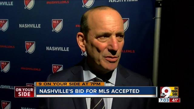 Detroit's chances for MLS team decrease after league awards team to Nashville