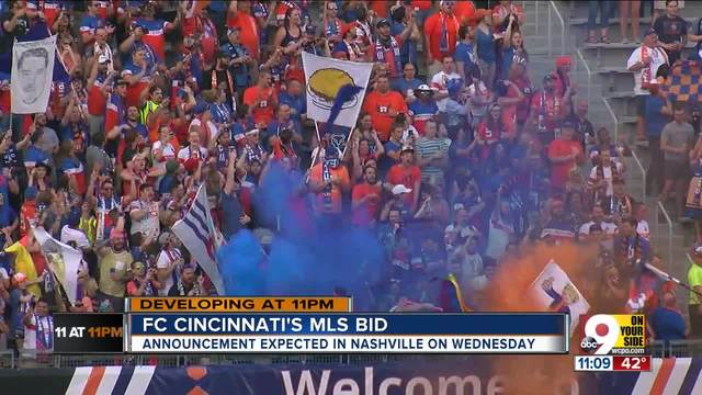 Major League Soccer making 'significant announcement' in Nashville on  Wednesday - WCPO Cincinnati, OH