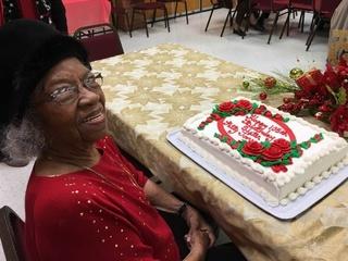 Forest Park woman celebrates 105th birthday
