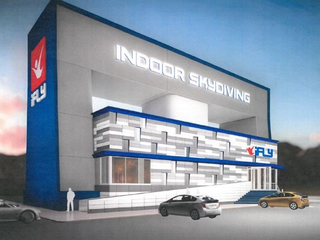 Indoor skydiving is coming to Liberty Center