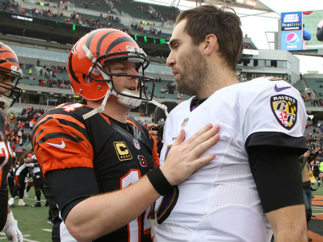 Ravens look to clinch wild-card berth against Bengals