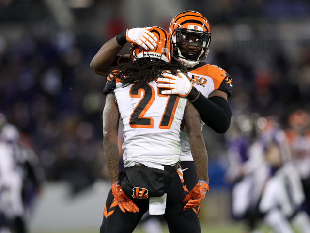 Bengals oust Ravens from playoff hunt with 31-27 victory