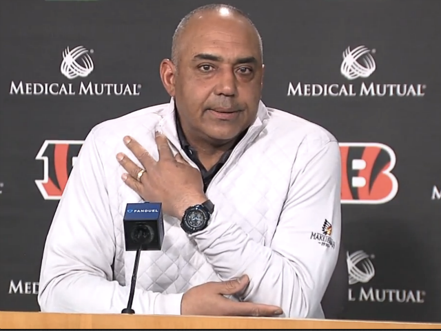 Marvin Lewis: 'I'll work my tail off for the city of Cincinnati'