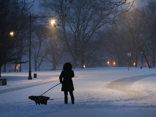 Timeline: How much snow to expect
