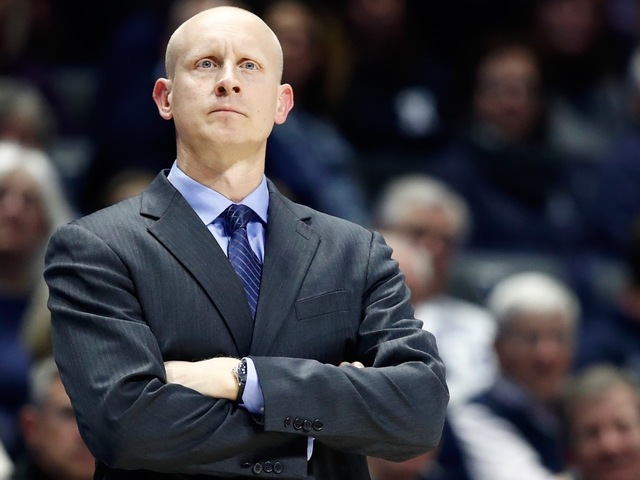 Broo View: Don't be sad about Chris Mack