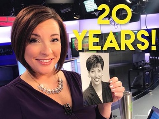 Happy 20th anniversary at WCPO, Kathrine Nero!
