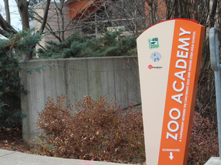 Zoo Academy starts HS students on career path