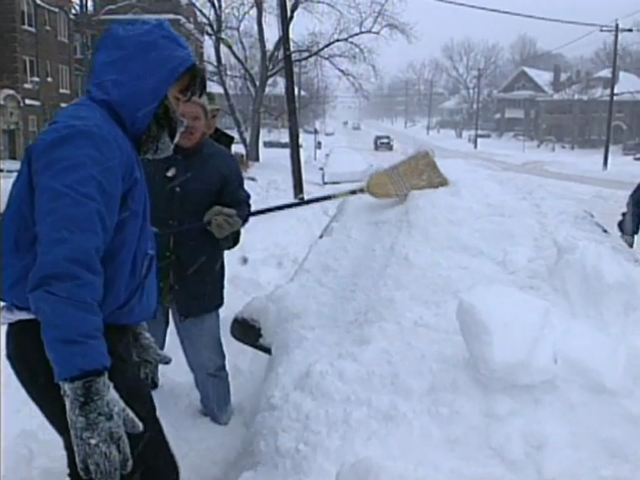 From The Vault: 1996 snowstorm set records