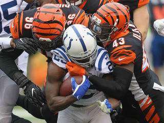 Broo View: Vegas isn't too keen on the Bengals