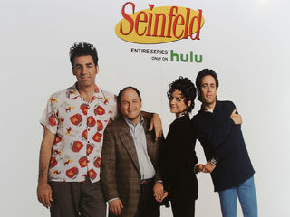 Cincinnati on 'Seinfeld?' It happened