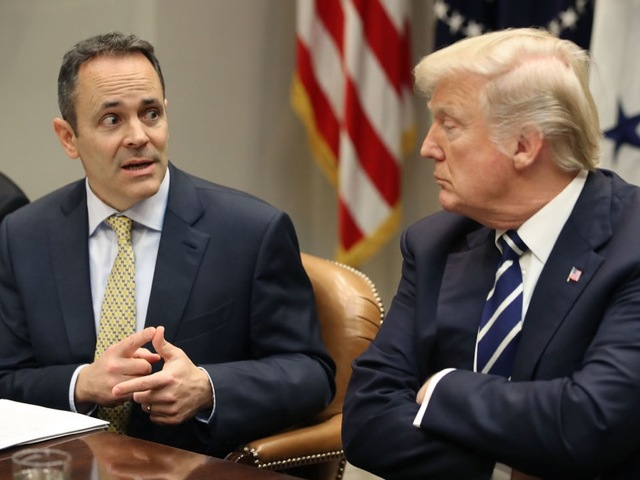 Kentucky becomes first state to receive approval for Medicaid wo