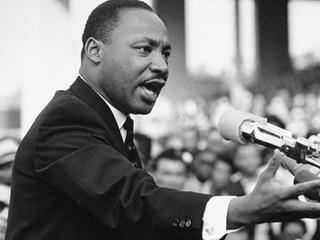 MLK Jr.'s friendship with a Cincinnati minister