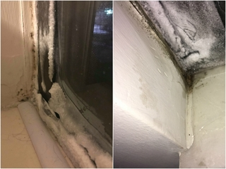 NKY mom frustrated over icy apartment windows